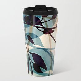 Flood of Leafs Travel Mug