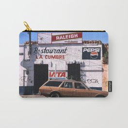 Mexico street scene Carry-All Pouch