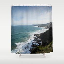 Great Ocean Road Shower Curtain