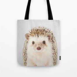 Hedgehog - Colorful Tote Bag