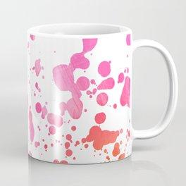 PINK SPLATTER Coffee Mug