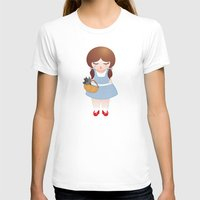 dorothy T-shirts featuring Dorothy doll by Pendientera