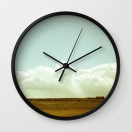Big Sky Wall Clock