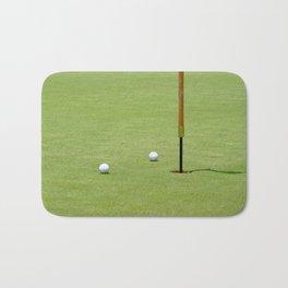 Golf Pin Bath Mat