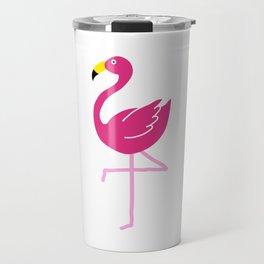 Princess Colour Pop Flamingo Travel Mug