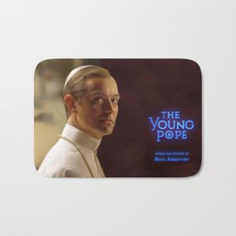 The Young Pope Bath Mat