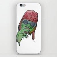 kurt rahn iPhone & iPod Skins featuring Kurt  by Montana