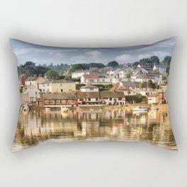 Cockwood Harbour Rectangular Pillow