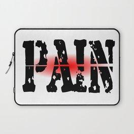 Pain Laptop Sleeve