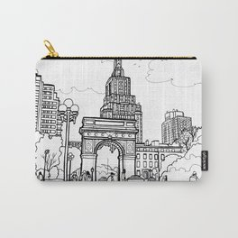 Washington Square Park - New York Carry-All Pouch