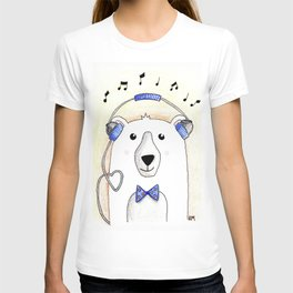 Polar Bear Jams T-shirt