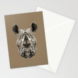 Rhino Sym Stationery Cards