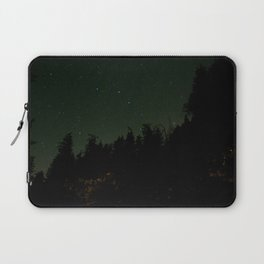Nightscape at Orcas Island Laptop Sleeve