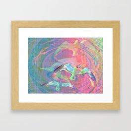 Flight 1 Framed Art Print