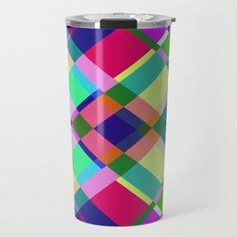 Pastel Interaction Travel Mug