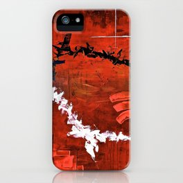 Downfall #2 iPhone Case
