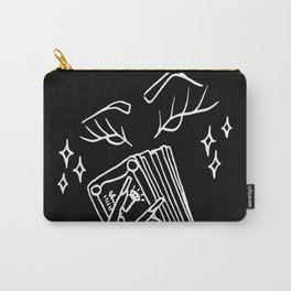 Cut the Check Carry-All Pouch