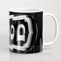 hollywood Mugs featuring Hollywood by Melissa Lund
