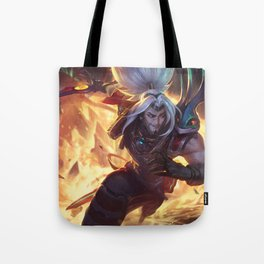 Odyssey Yasuo League Of Legends Tote Bag