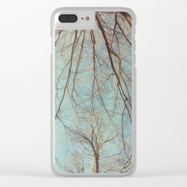 The Trees - Long Lost Summer Clear iPhone Case