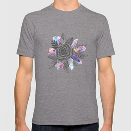 Rose and Crystals T-shirt