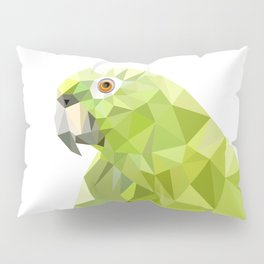 Parrot art Southern mealy amazon parrot Pillow Sham