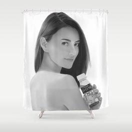 Jun Hasegawa Shower Curtain