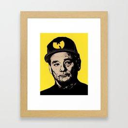 Wu Murray Framed Art Print