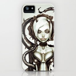 The Flower of Carnage iPhone Case