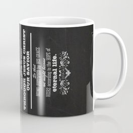 Titus 3:4-7 Coffee Mug