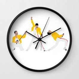 Fred3 Wall Clock
