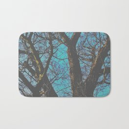 Whispy Tree Bath Mat