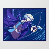 fire emblem Canvas Prints featuring Fire Emblem Fates Zero by Cycha