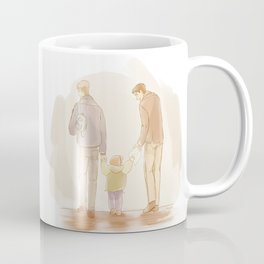 Becoming a Family Coffee Mug