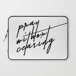 1 Thessalonians Laptop Sleeve