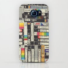 VHS Slim Case Galaxy S7