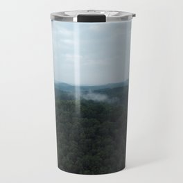 Aerial Photo of Kentucky Mountains Travel Mug