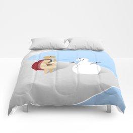 Snowturtle Comforters