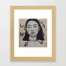 Spellbind Framed Art Print