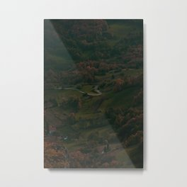 Landscape Photography by Lovro Pavlicic Metal Print