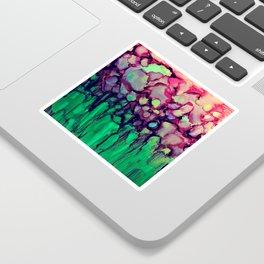 Fancy Flowers Sticker
