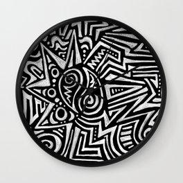 ART TRIBE Wall Clock