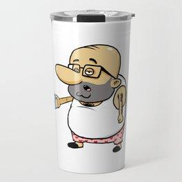 Pepe desayuno Travel Mug