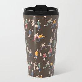 hurry up! Travel Mug