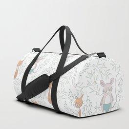 Cats and Rats Duffle Bag