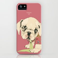 he would never do it, 2 iPhone (5, 5s) Slim Case