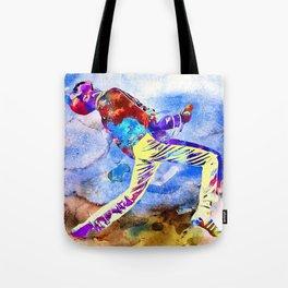 Freddie Painting Tote Bag