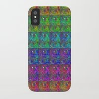 squirtle iPhone & iPod Cases featuring Squirtle Spectrum by pkarnold + The Cult Print Shop