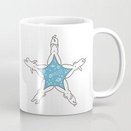 Rabbit Star Coffee Mug