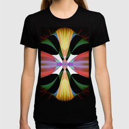 Clown Car Abstract T-shirt